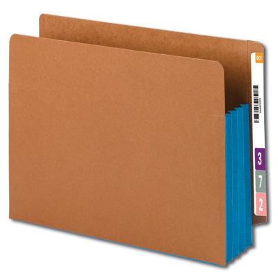 Carpeta de expansión con ceja reforzada (Colores)