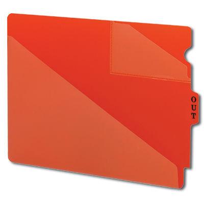 Guia fuera color rojo, clasificación lateral