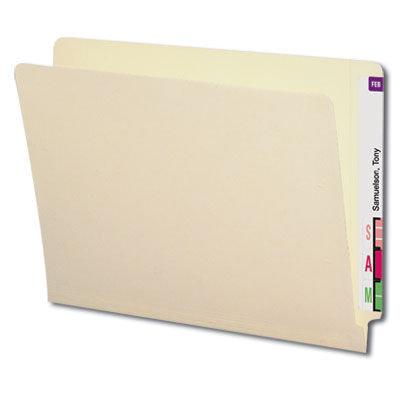 Folder de clasificación lateral reforzado