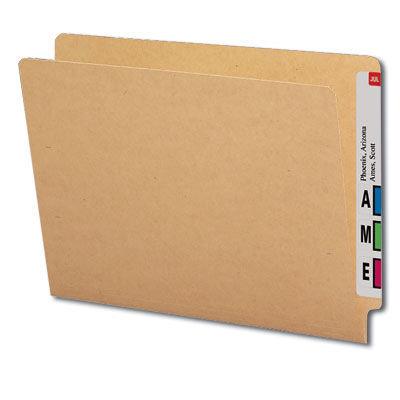 Folders Clasificación lateral en papel Kraft