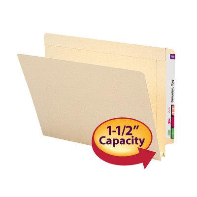 Folder expansivo de clasificación lateral reforzado