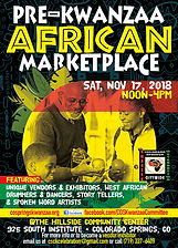 Colorado Springs 2018 African Marketplac