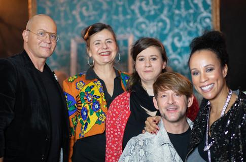 Willi Spiess, Sibylle Aeberli, Michael von der Heide, Nubya