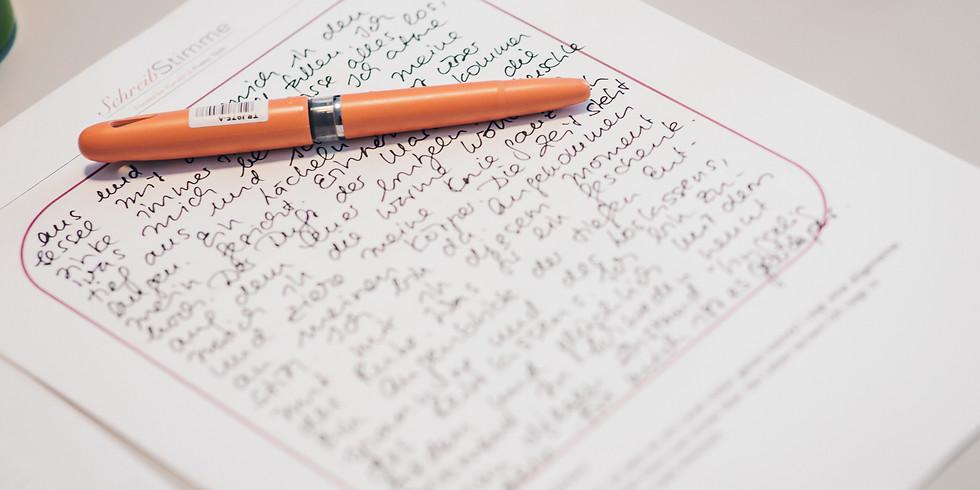 Live Kurs: Dein Buch überarbeiten. 3-Monate-Kurs für angehende Autorinnen und Autoren