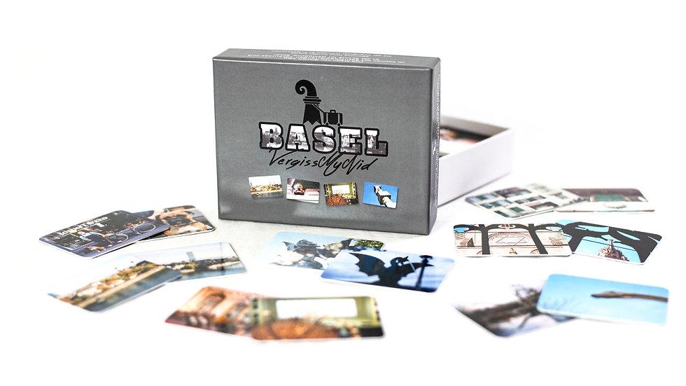 Basel Vergiss My Nid | Memory-Spiel