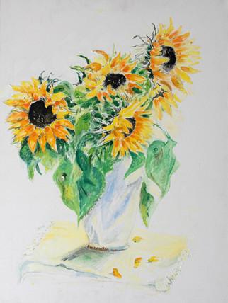 Dan Rubinstein - Sunflowers