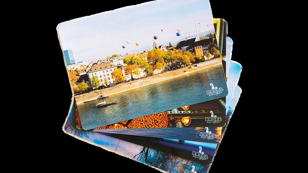 Postkarten-Set «Basel»