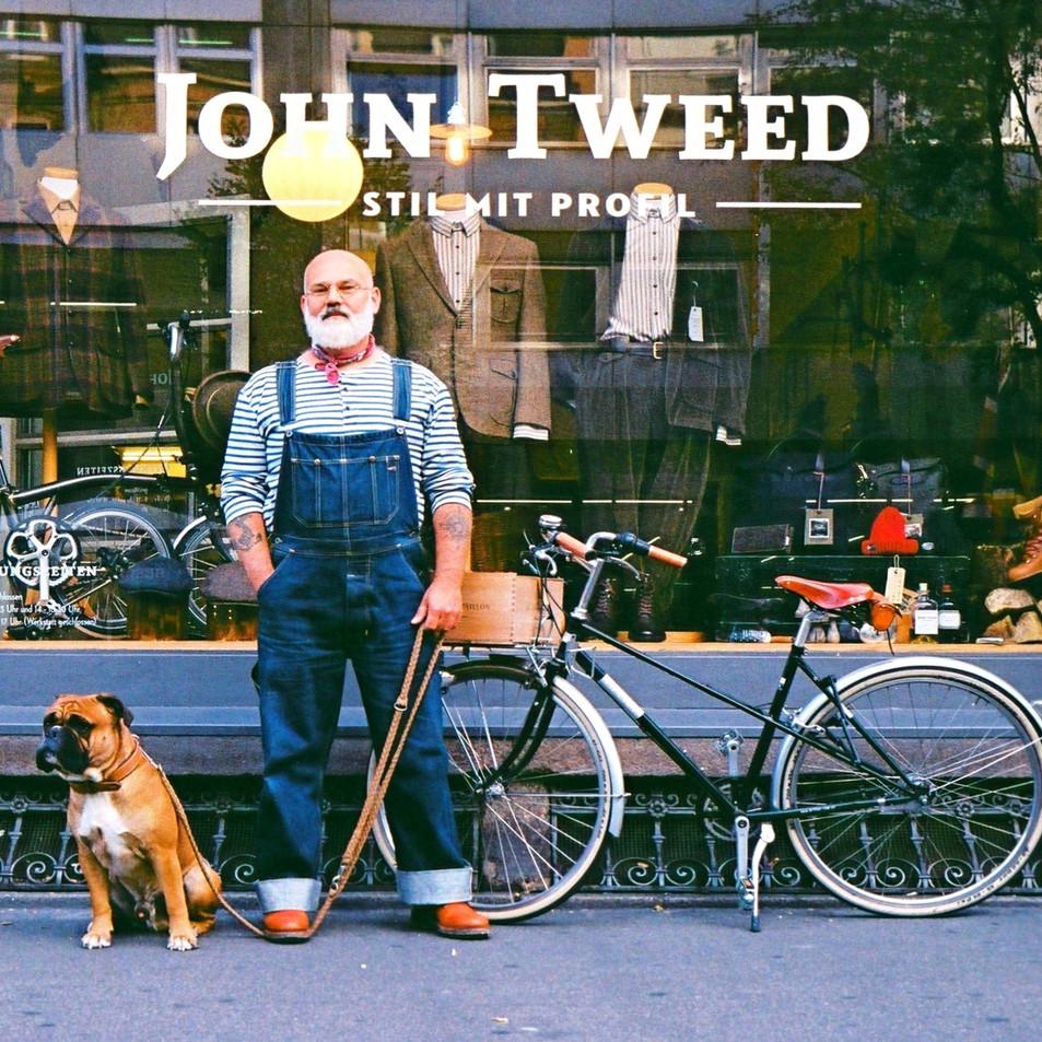 John Tweed Bicycles