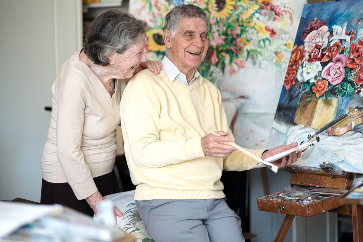 Dan & Martha Rubinstein