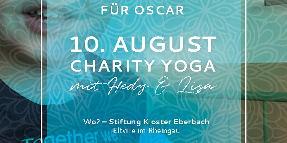 Charity Yoga im Kloster Eberbach