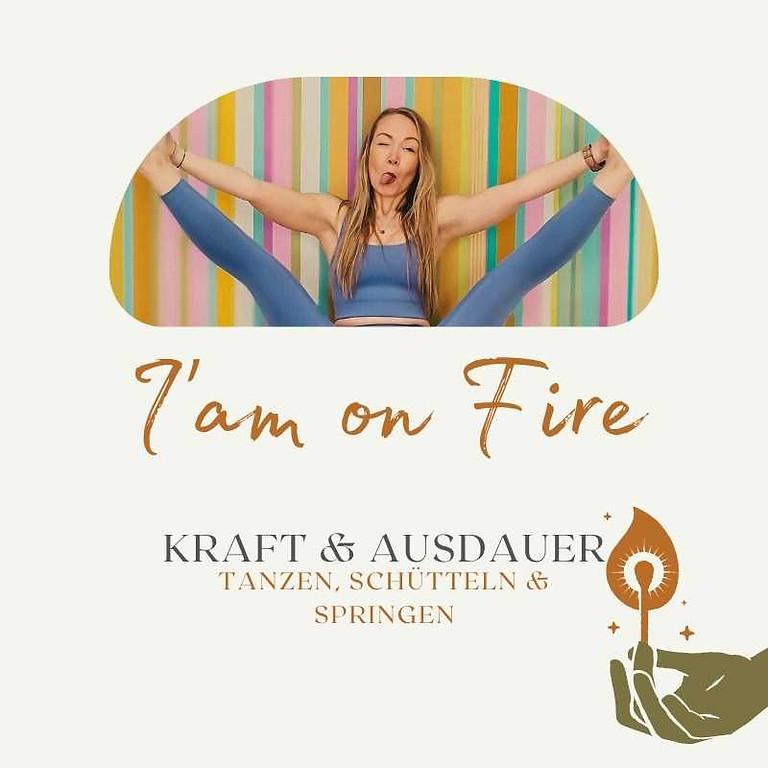 3x 45 Minuten - I'am on Fire