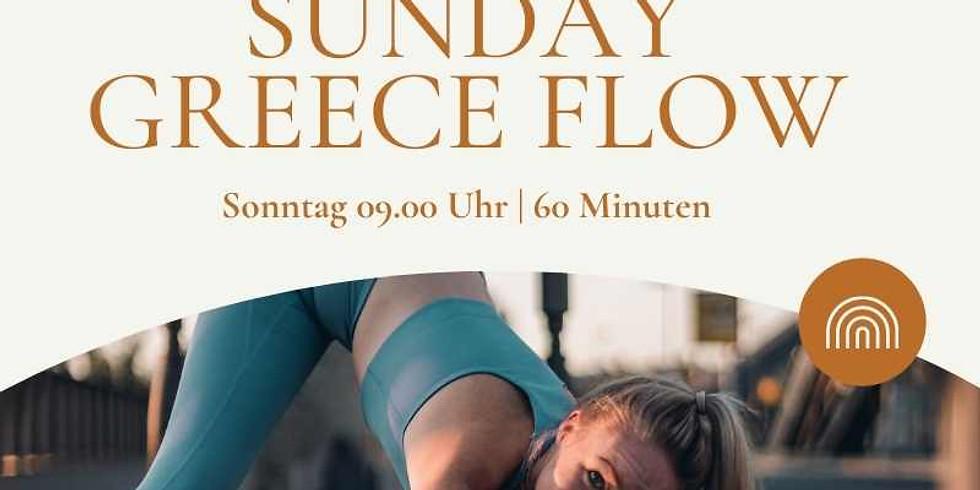sunday greece flow - live von Kos