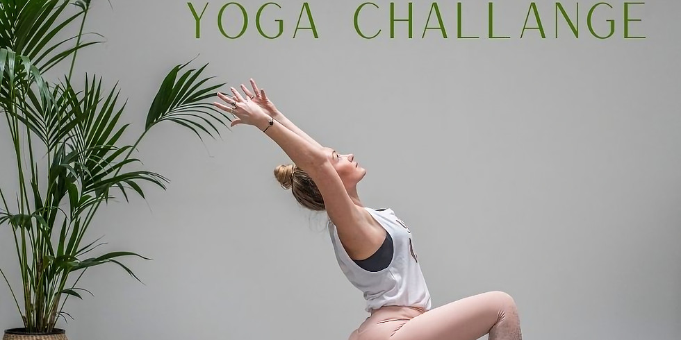 4 Wochen - SPRING AWAKENING YOGA CHALLANGE