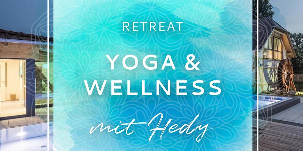 AUSGEBUCHT - exklusives Yoga & Wellness Retreat - DEIN START ins Jahr 2021