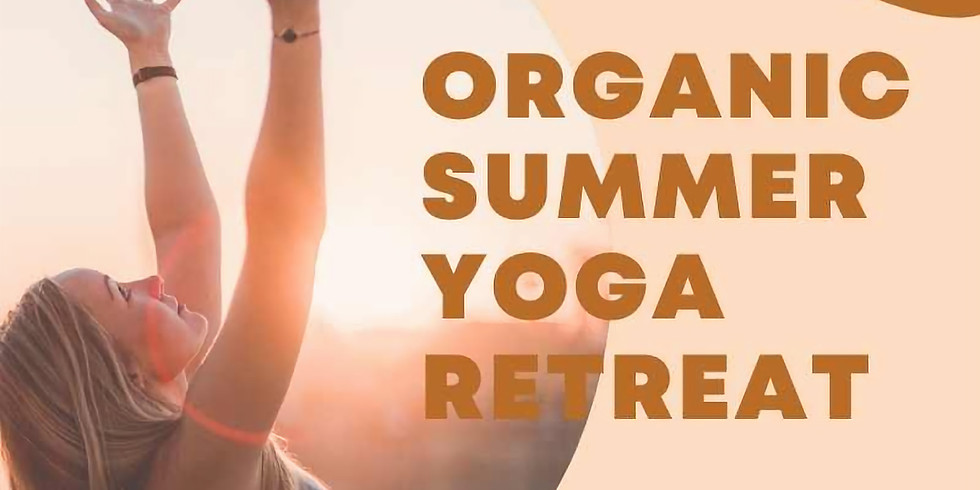 AUSGEBUCHT - exklusives ORGANIC SUMMER - Yoga Retreat in der Rhön