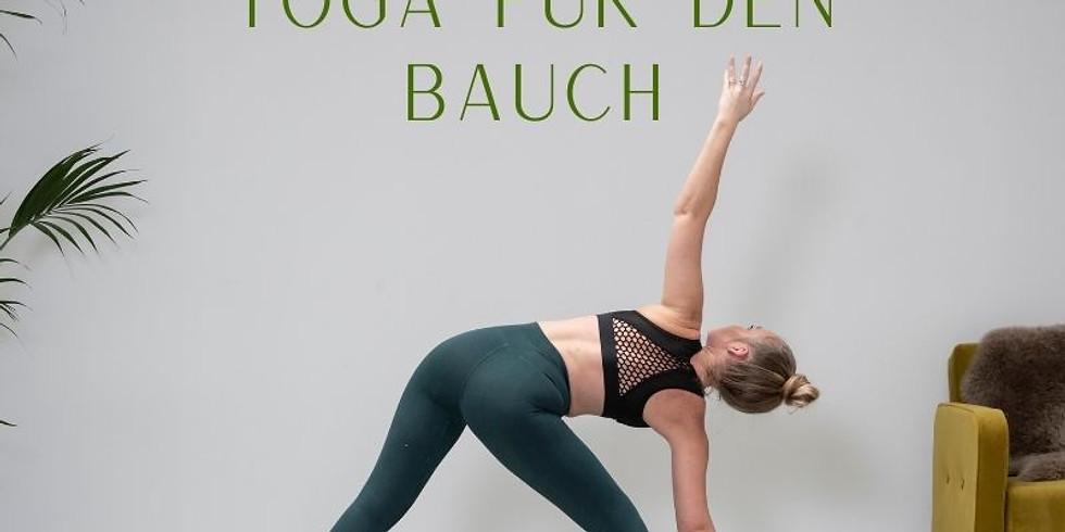 5 Tage Yoga Workout für den Bauch