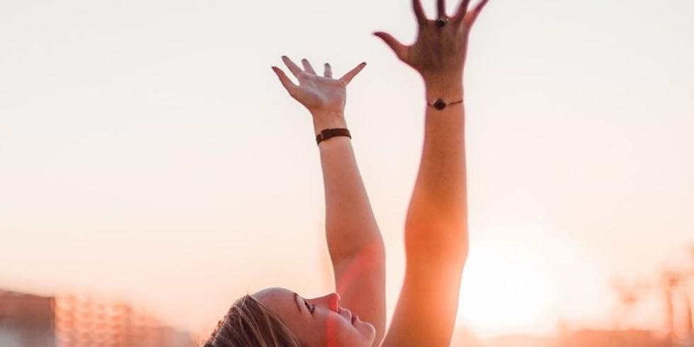 4 Wochen - JUST BLOOM Yoga Challenge