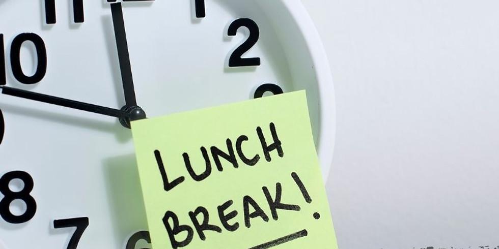 Yoga in der Mittagspause - 4 Tage lang!