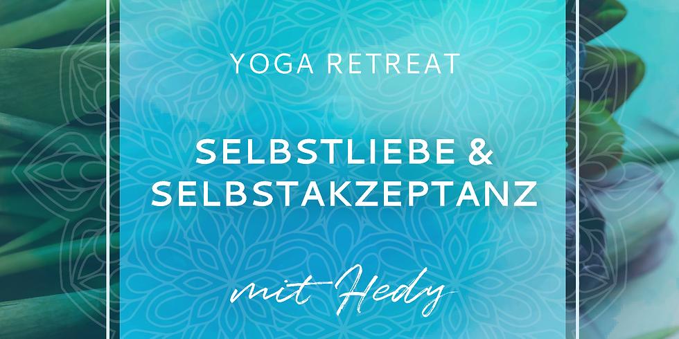 Selbstliebe und Selbstakzeptanz - Yoga Retreat mit Hedy
