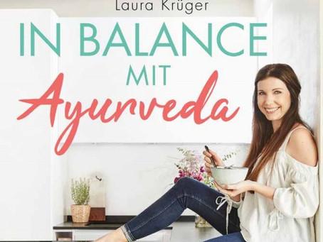 Buchempfehlung -                           In Balance mit Ayurveda