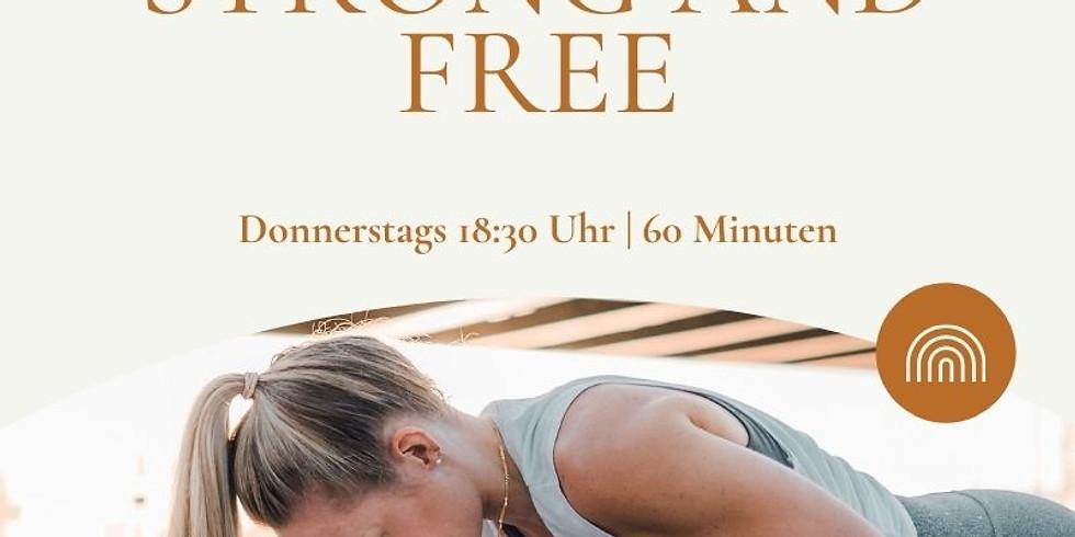 strong and free - Yoga für eine stabile Basis