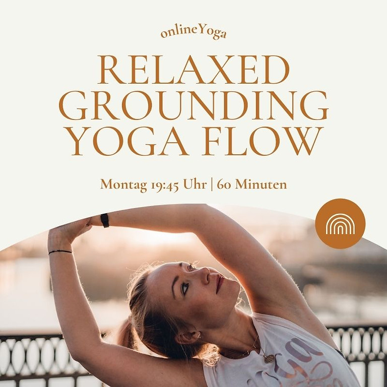 relaxed earth yoga flow - let emotions go