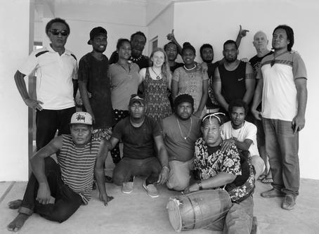 Cassandra at Ethno Solomon Islands