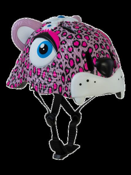 Helmet Pink Leopard