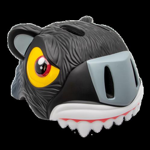 Helmet Black Panter