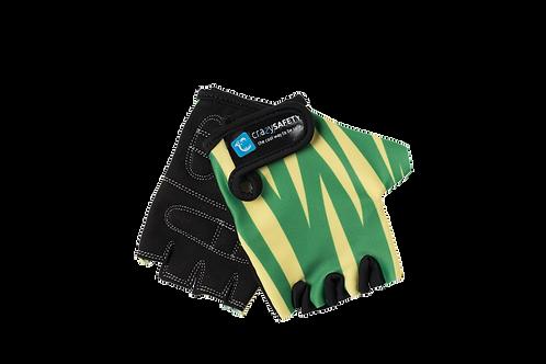 Gloves Green Tiger