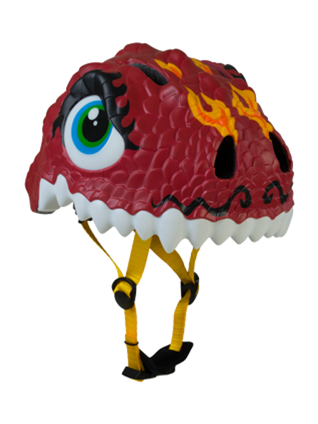 Helmet Red Dragon