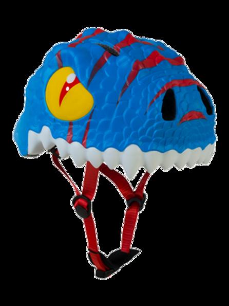 Helmet Blue Dragon