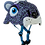 Thumbnail: Helmet Purple Leopard
