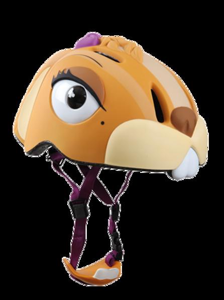 Helmet Chipmunk