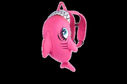 Pink Shark Backpack