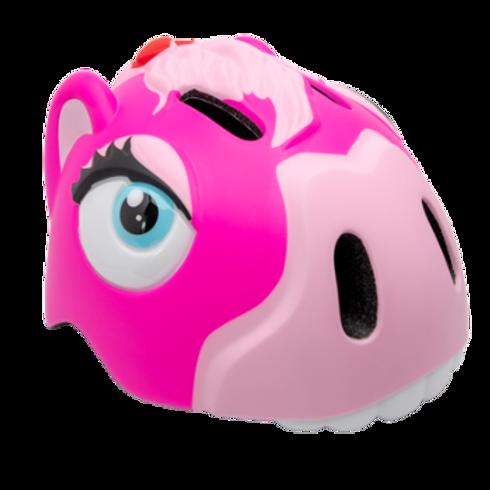 Helmet Pink Horse
