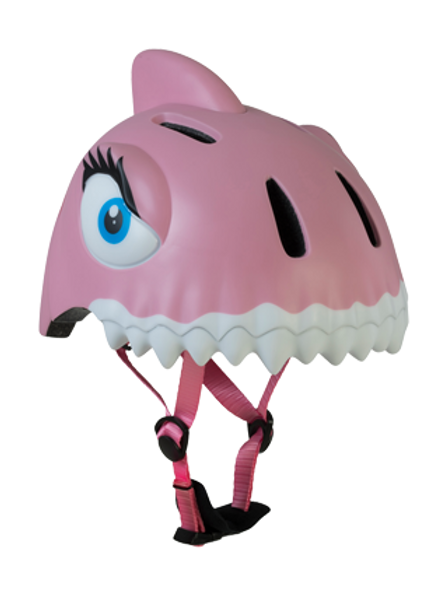 Helmet Pink Shark