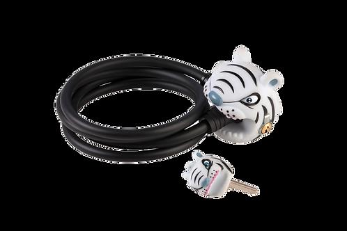 Lock White Tiger