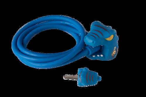 Lock Blue Dragon