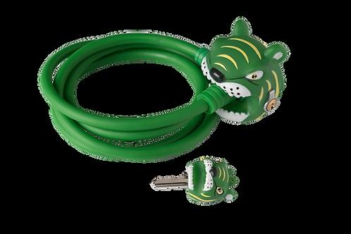 Lock Green Tiger