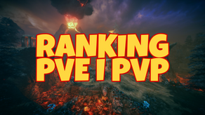 Ranking PvE i PvP