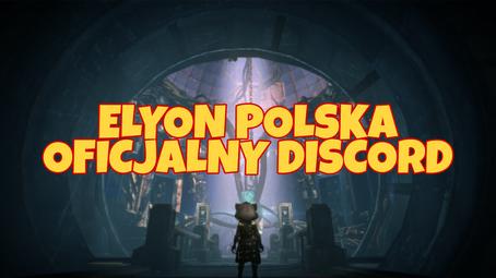 Elyon Polska - Oficjalny Discord!