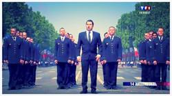 La Marseillaise - 14 Juillet 2013