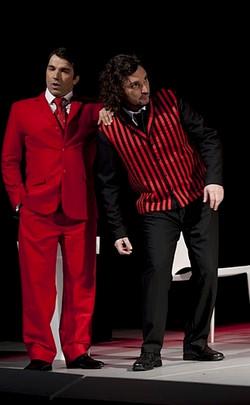 Rigoletto - Besancon 2011