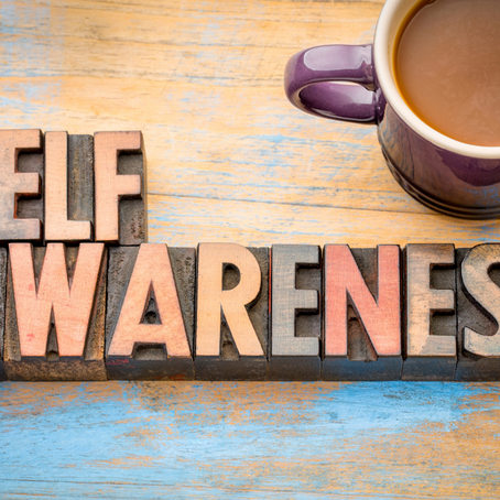Why self awareness is the magic ingredient for all change!