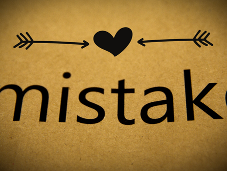 Why making mistakes is good for you!