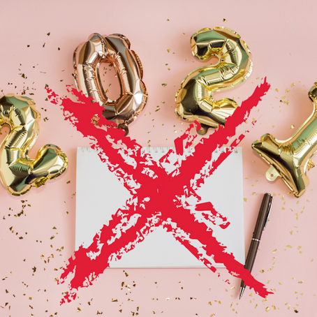 Why New Year Resolutions don't work, how to change all that and smash your goals!