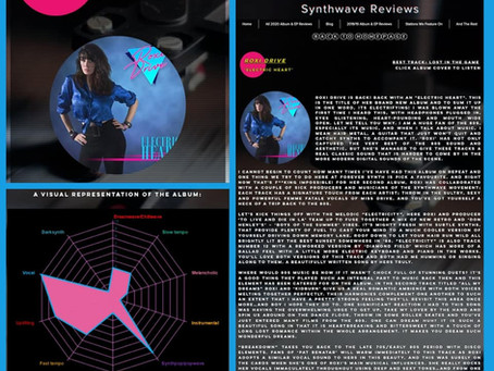 New album review on Forever Synth!