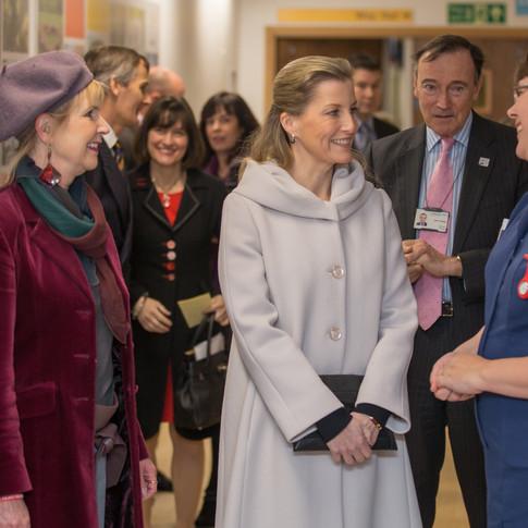 HRH the Duchess of Wessex