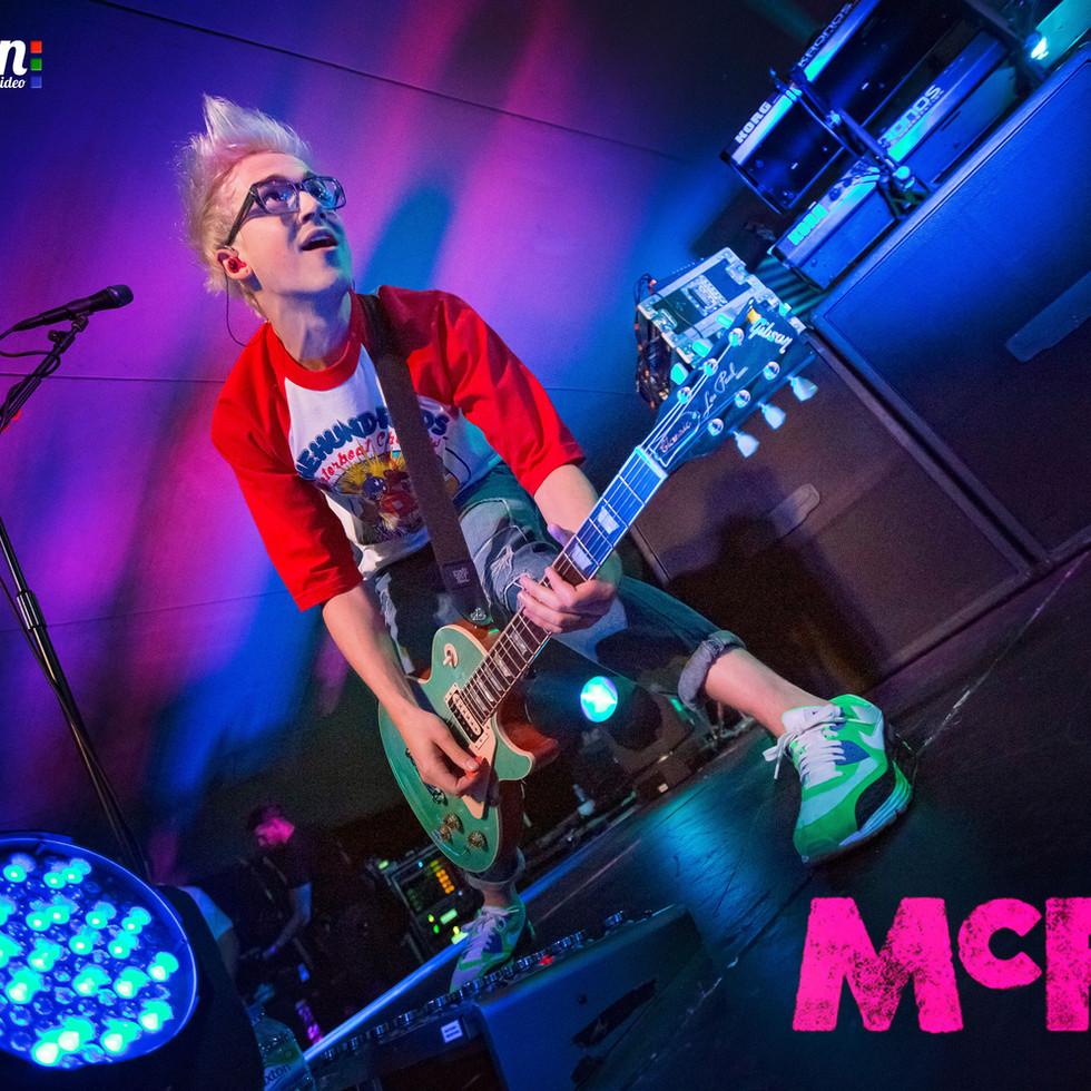Tom Fletcher from McFly